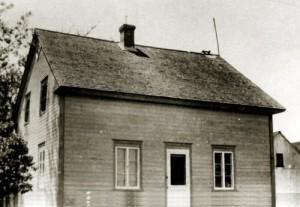 École du rang Moise en 1905