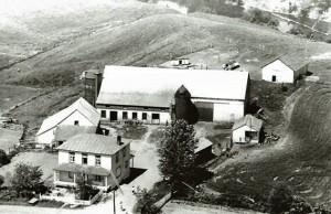 Ferme de Patrick Durand en 1949